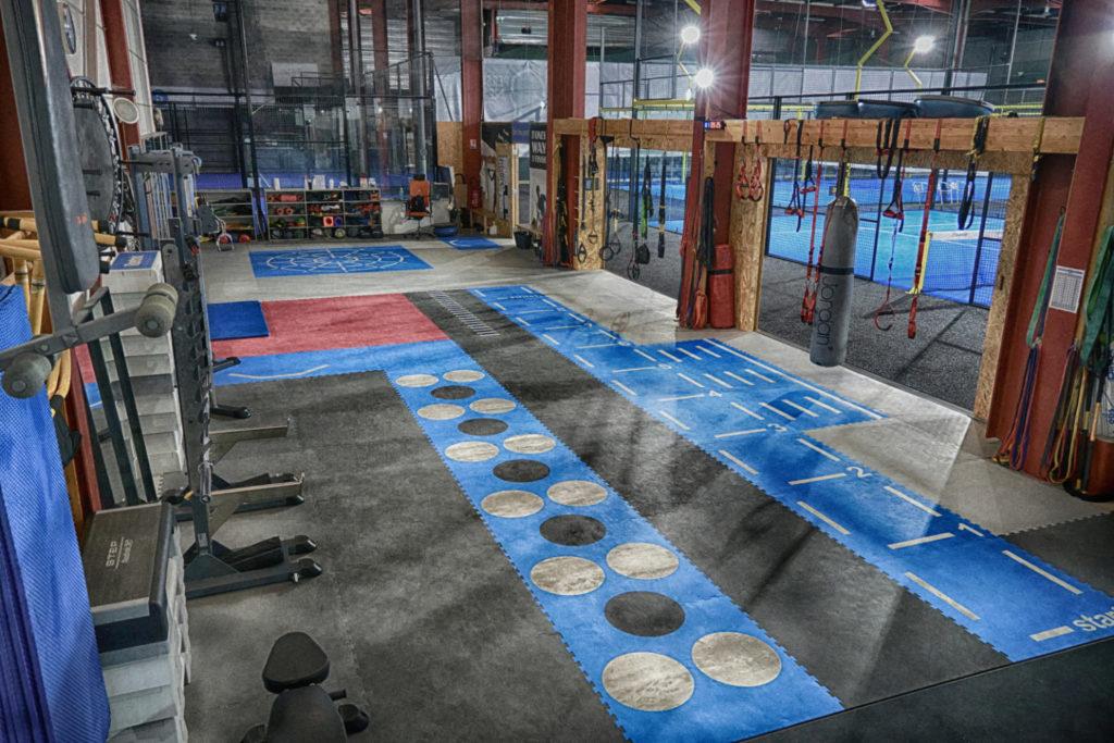 Salle de sport pour les formations Coach in Box