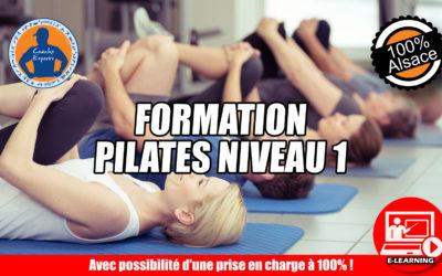 Pilates niveau 1 / en ligne