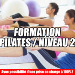 Pilates niveau 2 / en ligne