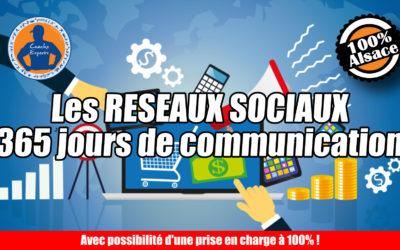 Les réseaux sociaux, 365 jours programmés / 25 avril 2021